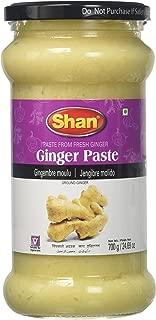 Shan, Ginger Paste (Ground Ginger), 700 Grams(gm)