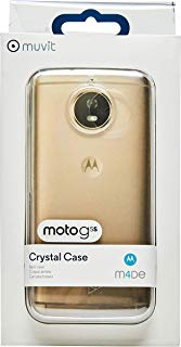 Capa Protetora, Motorola, G5S, Capa com Proteção Completa (Carcaça+Tela), Transparente