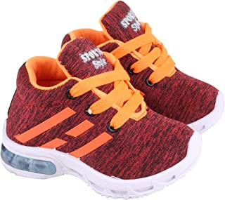 LEVOT Casual Shoes Multicolor Age Group 1.5 Year to 4.5 Year for Kids Boys & Girls
