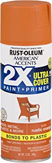 Best rustic orange paint Reviews