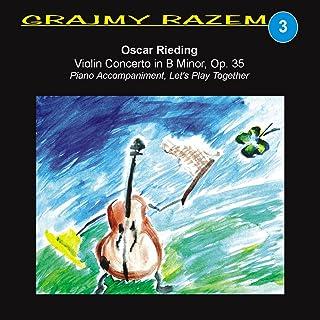 Violin Concerto in B Minor, Op. 35: I. Allegro moderato (Piano Accompaniment)