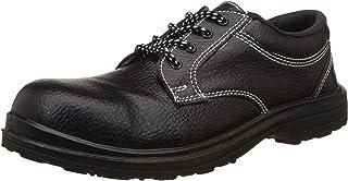 Aktion Safety Shoes Rainbow R-55C Composite Toe - Size: 7, Black