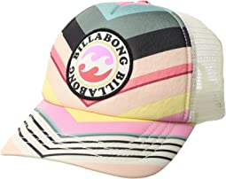 Billabong - Shenanigans Trucker Hat (Little Kids/Big Kids)
