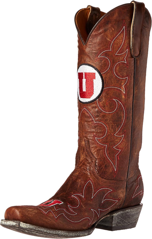 Gameday Boots NCAA Utah Utes Men's