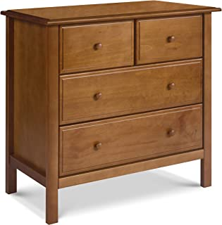Davinci Autumn 4 Drawer Dresser, KC, Chestnut