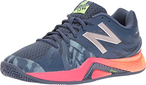 New Balance femmes& 39;s 1296v2 Stability Tennis chaussures