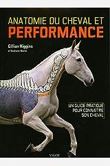 Anatomie du cheval et performance Broché