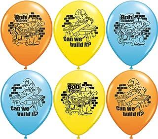 Bob The Builder Latex Balloons