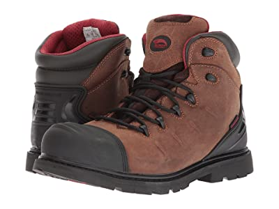 Avenger A7546 Composite Toe (Brown) Men