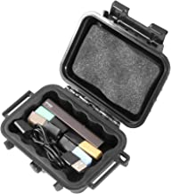 CLOUD/TEN Airtight Travel Carry Case for MLV Phix Starter Kit, Extra Pods, Charger and More - Odor Resistant, Waterproof with Protective Padding - Includes CASE ONLY