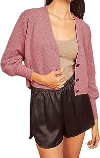 Women's Long Sleeve Cardigan Sweater, Knitwear Shrugs...