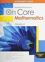 Houghton Mifflin Harcourt Mathematics on Core: Assessment Guide Grade 4