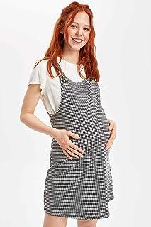 3bfbc3a115245 Amazon.com.tr: DEFACTO - Hamile / Kıyafet: Moda