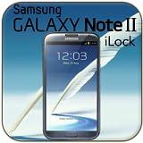 Galaxy Note II iLock