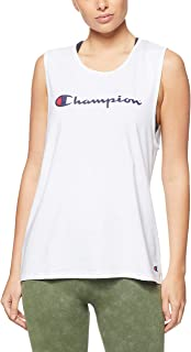 Champion Women's Script Muscle Tank