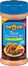 Ortega Seasoning Mix, 40% Less Sodium Taco, 6.5 Ounce
