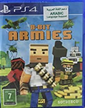 8-BIT ARMIES Arabic PlayStation 4 by Soedesco