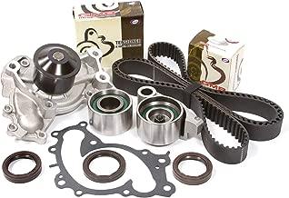 Evergreen TBK257AWPT Fits 01-08 3.0 3.3 Lexus ES330 RX330 Toyota 1MZFE 3MZFE Timing Belt Kit Water Pump