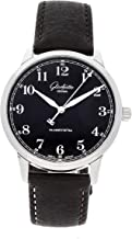 Glashutte Original Senator Mechanical (Automatic) Black Dial Mens Watch 01-36-01-03-02-30 (Certified Pre-Owned)