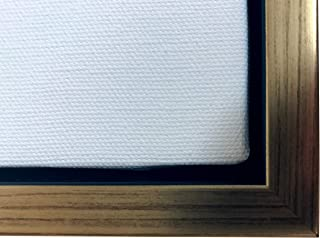 Gold Floater Picture Frame 1 3/8