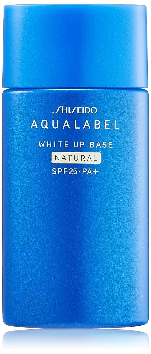 抑圧する光沢のあるフレキシブルアクアレーベル ホワイトアップベース ナチュラル (SPF25?PA+) 40mL