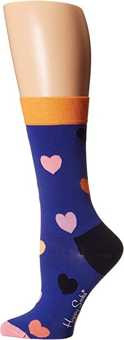 Ladies Heart Sock