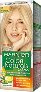 Garnier Color Naturals 10 ultra light blonde Haircolor
