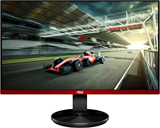 "AOC G2490VX 24"" Class Frameless Gaming Monitor, FHD 1920x1080, 1ms 144Hz, FreeSync Premium, 126% sRGB / 93% DCI-P3, 3Yr Re..."