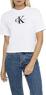 Calvin Klein Women's Teco True Icon SS Tee Shirt