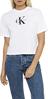 Calvin Klein Women's Teco True Icon SS Tee Shirt