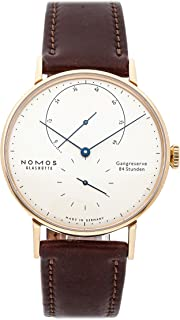 Nomos Glashutte Lambda Mechanical (Hand-Winding) Silver Dial Mens Watch 953 (Certified Pre-Owned)