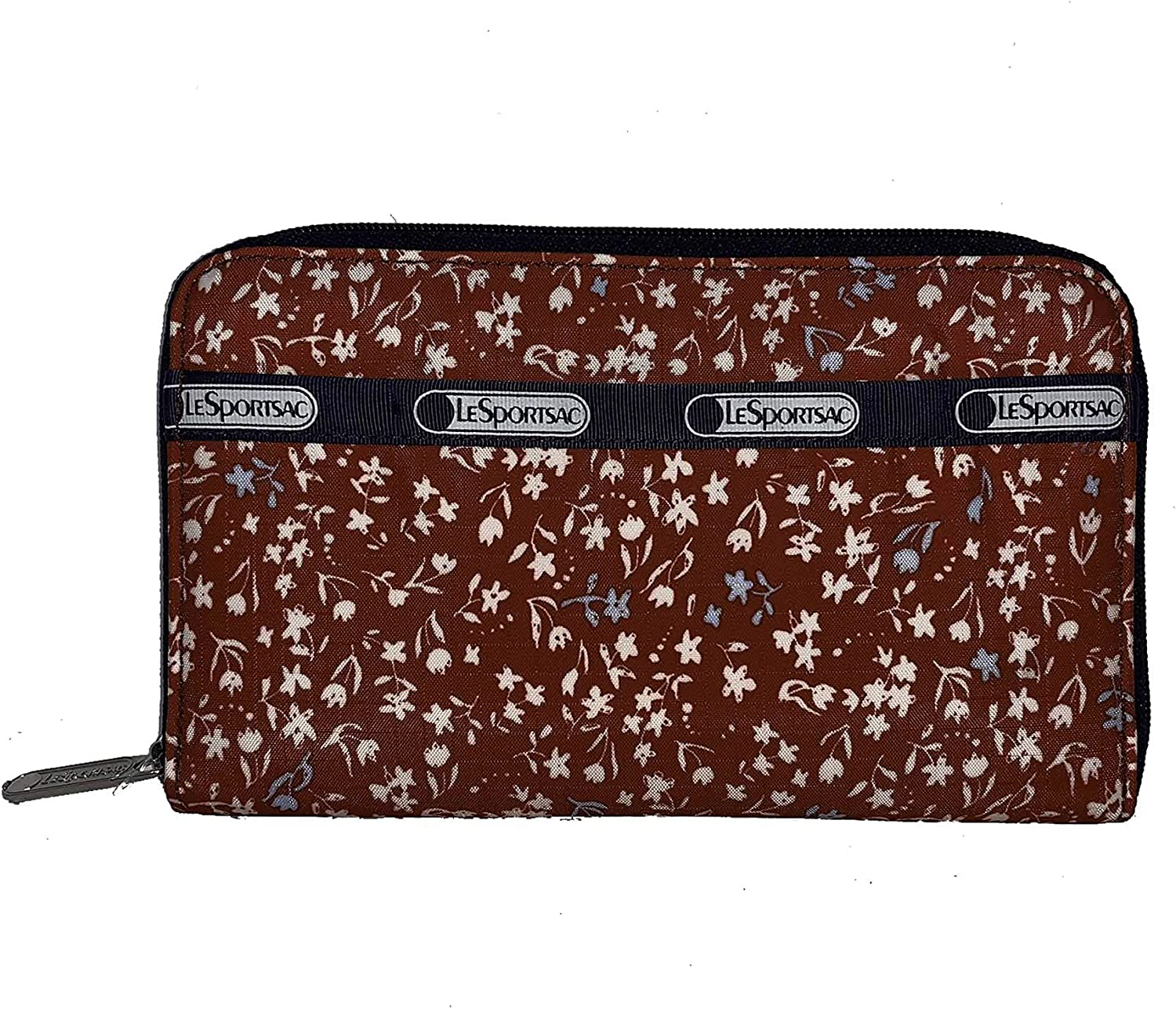 LeSportsac Lily Wallet (Sailing Floral Red)