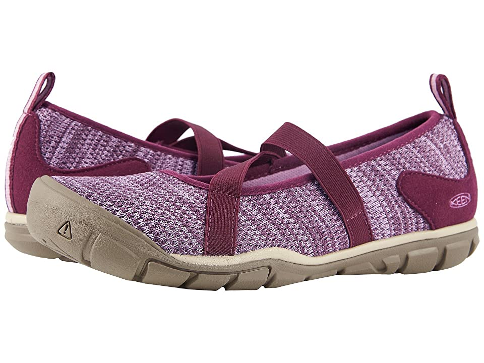 Keen Hush Knit MJ (Grape Wine/Lavender Herb) Women