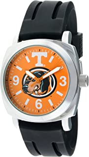 Viva Time Men's 1583TEN-1 Tennessee Volunteers Officially Licensed NCAA Rubber Strap Watch