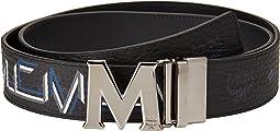 MCM - Stark Gunta Silver Buckle Belt