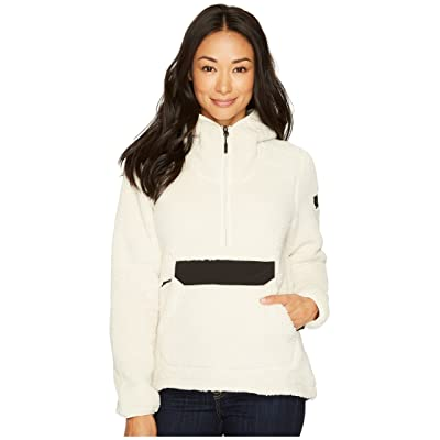 The North Face Campshire Pullover Hoodie (Vintage White (Prior Season)) Women