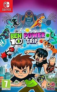 Ben 10: Power Trip (Nintendo Switch)