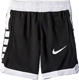 6bed33387f44 New. Black. 0. Nike Kids. Elite Stripe Shorts (Toddler Little ...