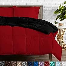 red cal king comforter