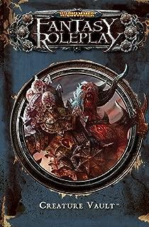 Warhammer Fantasy Roleplay: Creature Vault