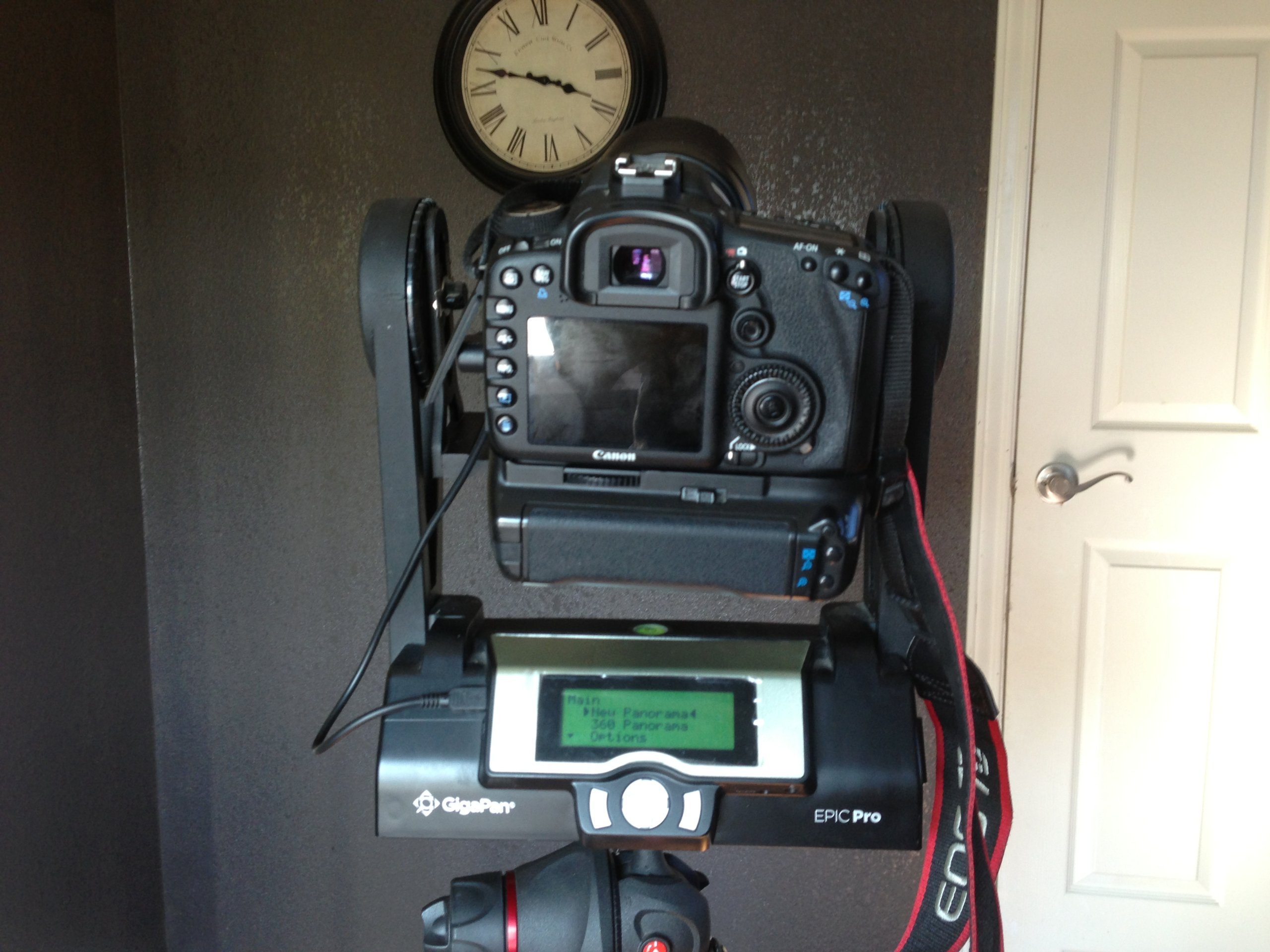 Systems Robotic Gigapixel Camera Mount