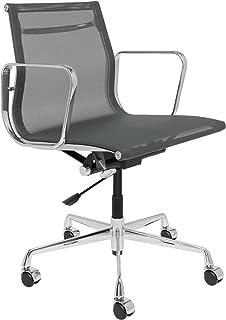SOHO Premier Management Chair (Mesh, Dark Grey)