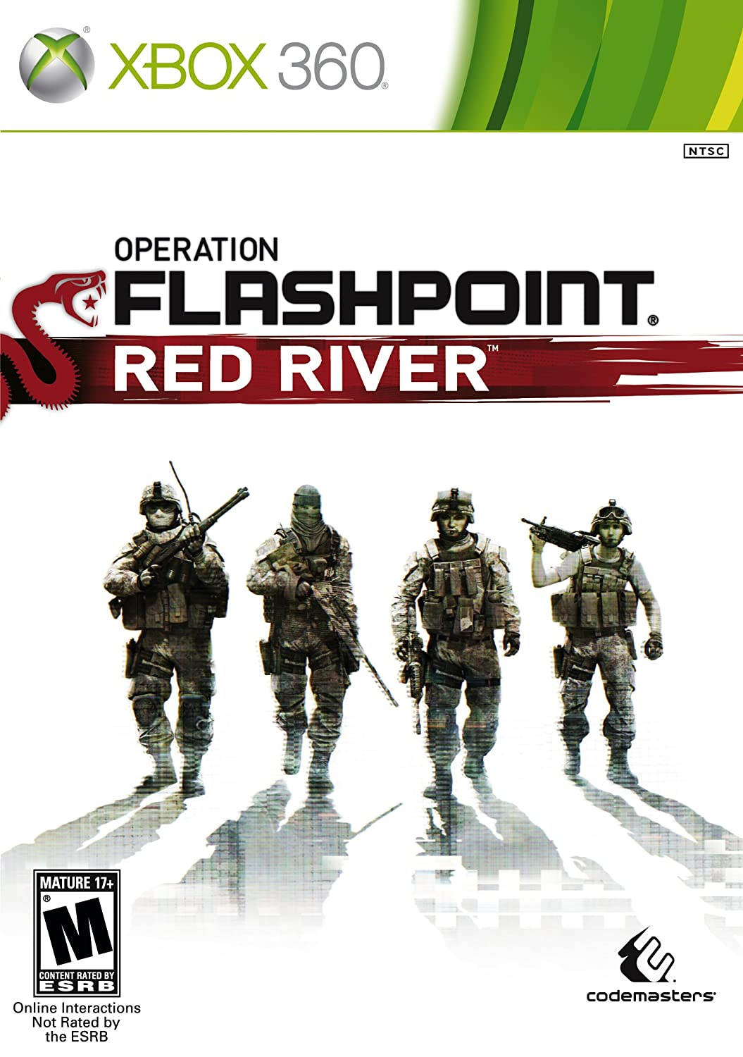 Operation Flashpoint: Red River 360 Xbox - Portland Rare Mall
