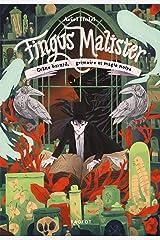Fingus Malister, Crâne bavard, grimoire et magie noire (Grand Format) Format Kindle