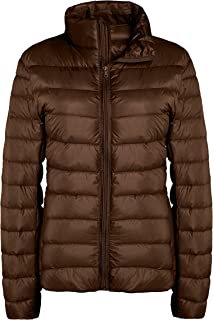 ZSHOW Women`s Lightweight Packable Down Jacket Outwear Puffer Down Coats