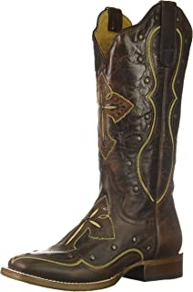 حذاء روبر غربي بيور للنساء