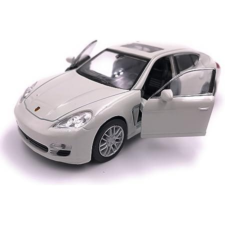 H Customs Welly Porsche Panamera S Car Car Licensed Scale 1 8 1 39 White Auto