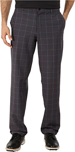 Tiger Woods Weatherized Plaid Pants