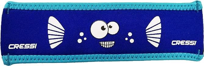 Cressi Swim Goggles Neoprene Strap Cover Italian Quality Since 1946