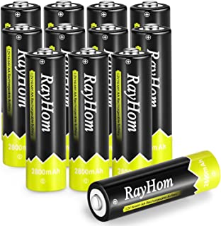 nexcell rechargeable batteries